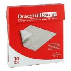DracoTüll Silikon 10 Stück 10x10cm