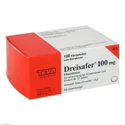 Dreisafer® 100 mg 100 Filmtabletten