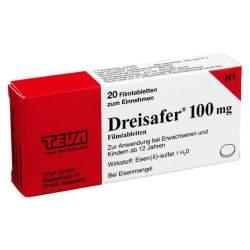 Dreisafer® 100 mg 20 Filmtabletten