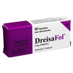DreisaFol® 5 mg Tabletten, 20 Tbl.