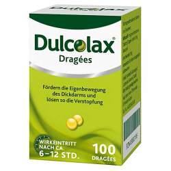 Dulcolax® Dragées, 5 mg 100 magensaftresistente Tabletten Dose