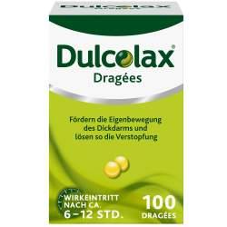 Dulcolax® Dragées, 5 mg 100 magensaftresistente Tabletten