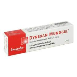 DYNEXAN Mundgel®, 2% Gel 30g