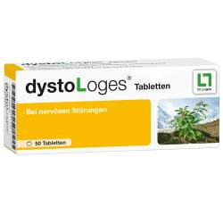 dystoLoges® 50 Tabletten