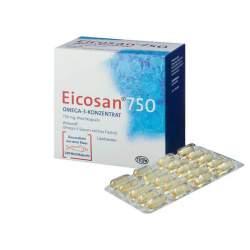 Eicosan® 750 Omega-3-Konzentrat, 240 Weichkaps.