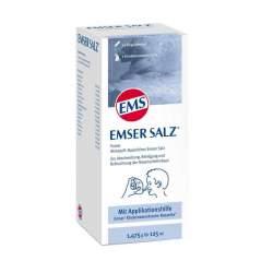 Emser Salz 1,475 g 1 Btl. Pulver + Nasendusche Junior Nasanita