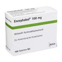 Encephabol® 100mg, 100 überzog. Tbl.