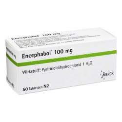 Encephabol® 100mg, 50 überzog. Tbl.