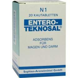 Entero-Teknosal® 20 Kautbl.