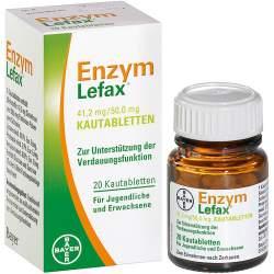 Enzym Lefax® 20 Kautbl.