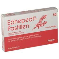 Ephepect®-Pastillen, 50 Lutschpastillen