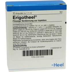 Erigotheel 10 Amp.