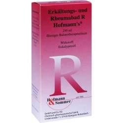 Erkältungs- und Rheumabad R Hofmann's® 250 ml