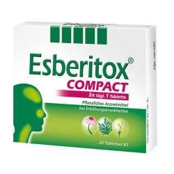 Esberitox® COMPACT 20 Tbl.
