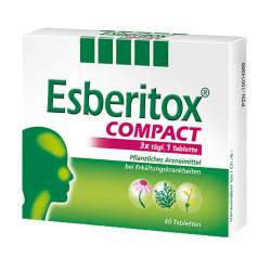 Esberitox® COMPACT 40 Tbl.