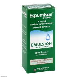 Espumisan® Emulsion 250ml zur Diagnostik