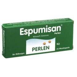 Espumisan® Perlen, 40 mg, 25 Weichkapseln