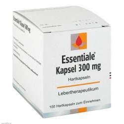 Essentiale Kapseln 300mg