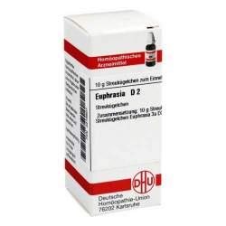 Euphrasia D2 DHU 10g Glob.