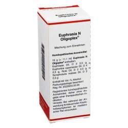 Euphrasia N Oligoplex® 50 ml Tropf.