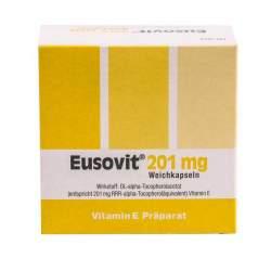 Eusovit® 201 mg 100 Weichkapseln