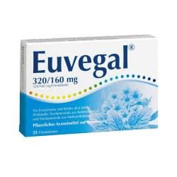 Euvegal® 320/160mg 25 Filmtbl.