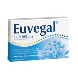 Euvegal® 320/160mg 50 Filmtbl.