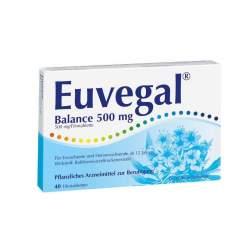 Euvegal® Balance 500mg 40 Filmtbl.