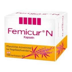 Femicur® N 100 Hartkaps.