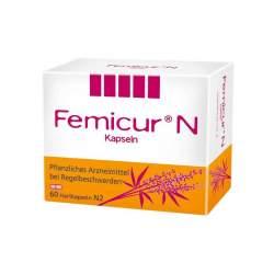 Femicur® N 60 Hartkaps.