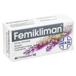 Femikliman® uno 60 Filmtbl.