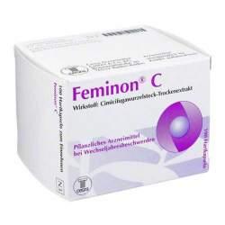 Feminon® C 100 Hartkaps.