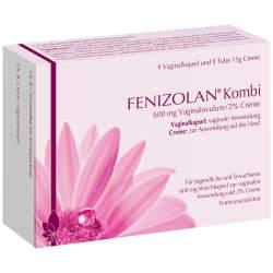 Fenizolan® Kombi 600mg Vaginalovulum/2% Creme 1 Pack.