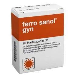 ferro sanol® gyn 20 Kaps.