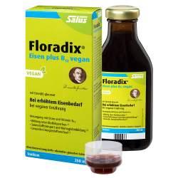 Floradix® Eisen plus B12 vegan Tonikum 250ml