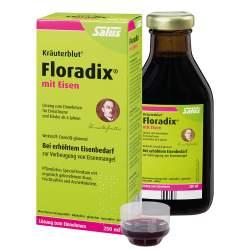 Floradix® mit Eisen Lösung z. Einnehmen 250ml