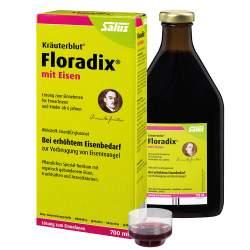 Floradix® mit Eisen Lösung z. Einnehmen 700ml
