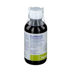 Fluimucil Kindersaft 2% Lösung zum Einnehmen 100 ml