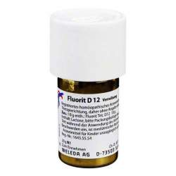 Fluorit D12 Weleda Trit. 20g