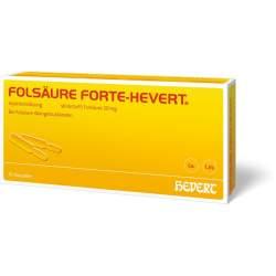Folsäure forte-Hevert® 10 Amp. à 2ml