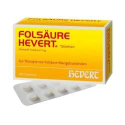 Folsäure-Hevert® 100 Tbl.