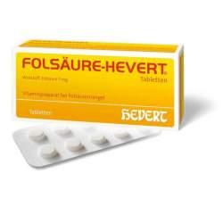 Folsäure-Hevert® 50 Tbl.