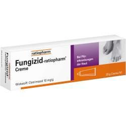 Fungizid-ratiopharm® Creme 20g