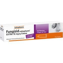 Fungizid-ratiopharm® EXTRA Creme 15g