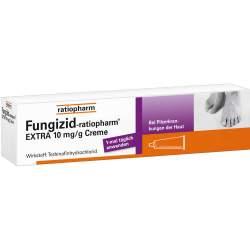 Fungizid-ratiopharm® EXTRA Creme 30g