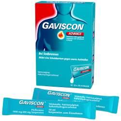 Gaviscon® Advance Pfefferminz, Dos.btl. 12x10ml
