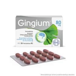 Gingium® 80 mg 30 Filmtabletten