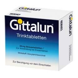 Gittalun® Trinktabletten 20 Brausetbl.