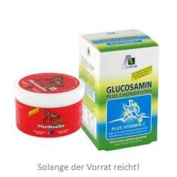 Glucosamin 500mg plus Chondroitin400mg 180 Kps.