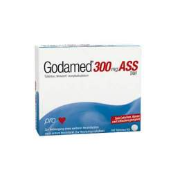 Godamed® 300mg ASS TAH 100 Tbl.